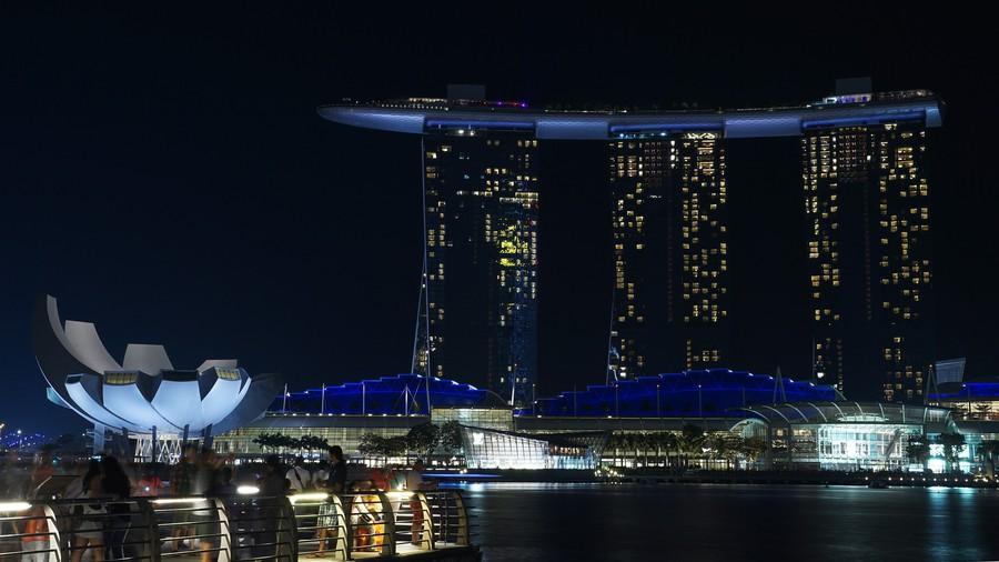 Platz 2: Singapur