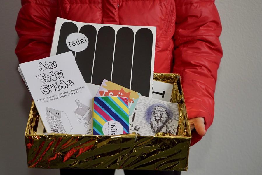 Geschenkbox für 59 CHF