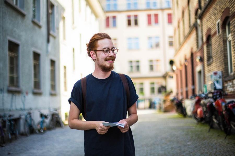 Alex Kamber, Redaktor