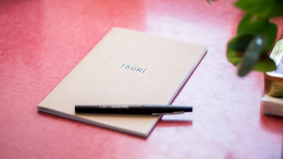 Tsüri-Notizbuch
