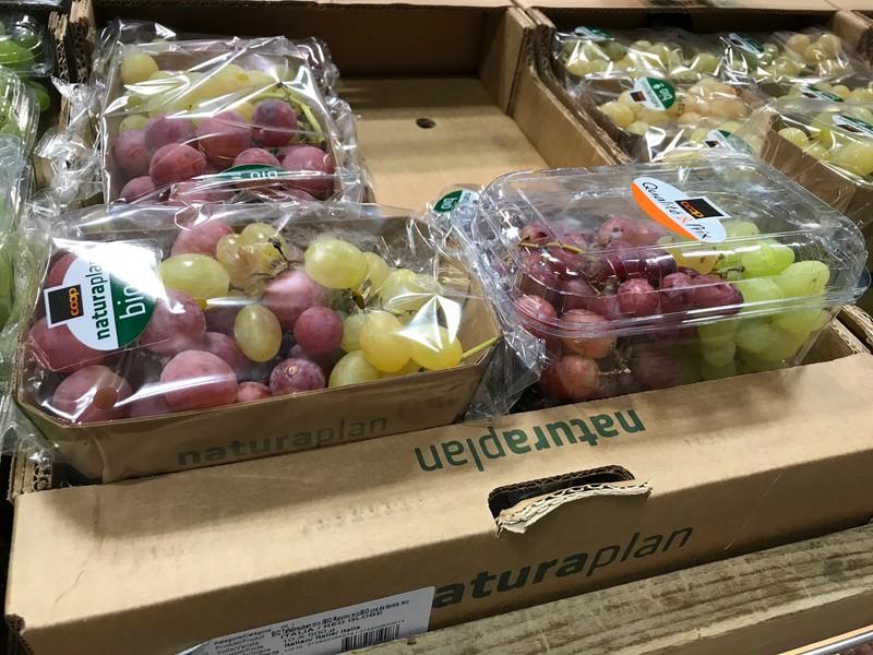 Käufer von Bioprodukten legen Wert auf eine naturbelassene Verpackung.