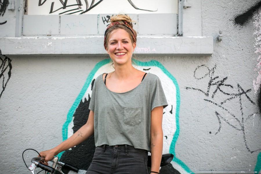 Daniela Huber, Redaktorin