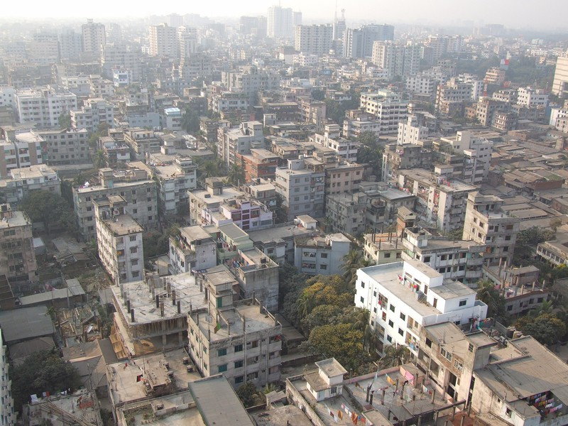 Platz 58: Dhaka (Bangladesch)