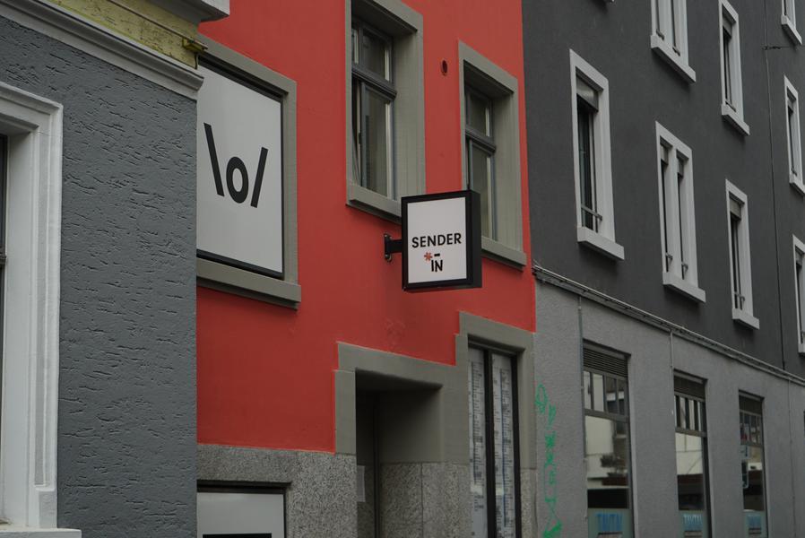 Der «Sender» wurde anfangs Jahr zur «Sender*in», Foto: Artemisia Astolfi