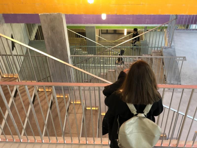 Die Goethe Treppe ist eine Sehenswürdigkeit hier.