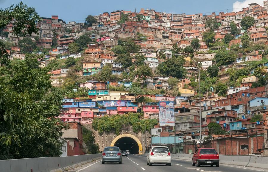 Platz 54: Caracas (Venezuela)