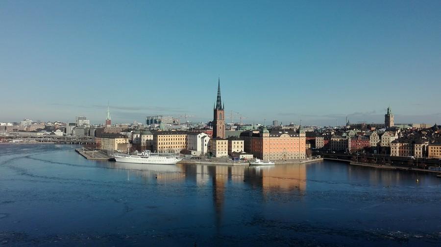 Platz 8: Stockholm