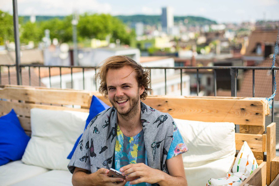 Alun Meyerhans, Geschäftsführer