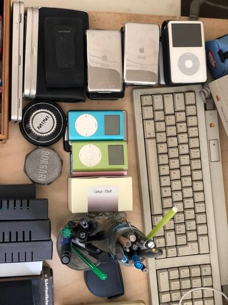 Und iPods.