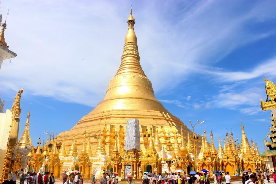 Platz 59: Rangun (Myanmar)