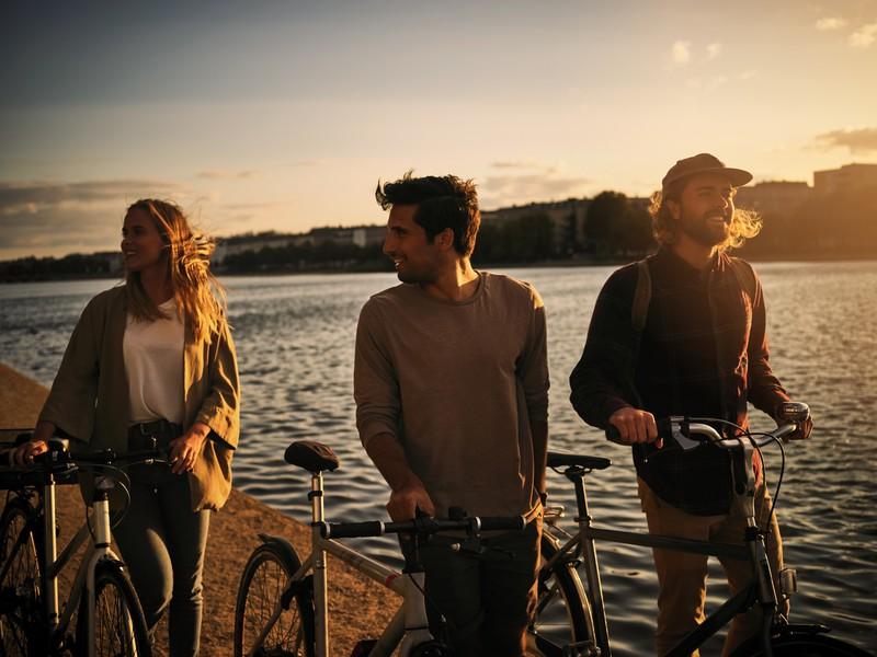 Velofahren macht Spass: Entdecke die schönsten Orte deiner Traumdestination auf zwei Rädern. (Bild: iStock.com/pixdeluxe)