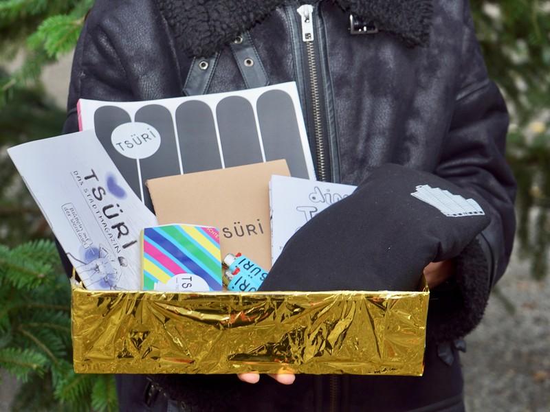 Geschenkbox für 99 CHF