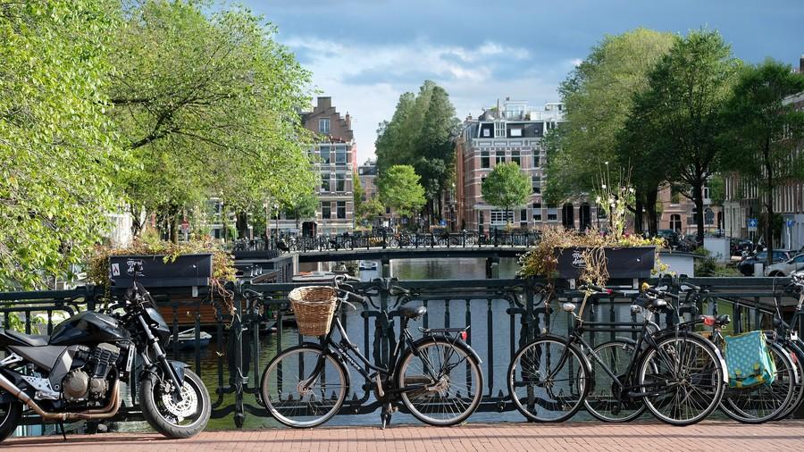 Platz 6: Amsterdam