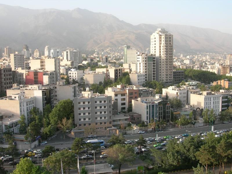 Platz 52: Teheran