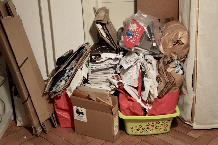 «Zero Waste»? Bei 17 Menschen ein schwieriges Unterfangen.