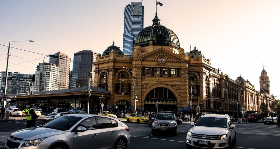 Platz 5: Melbourne