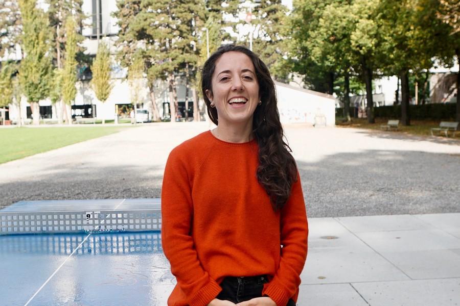G: Communityverantwortliche Seraina Manser