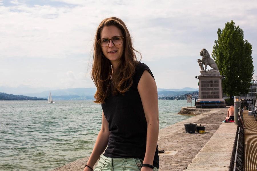 Natalie Steiger, Redaktor