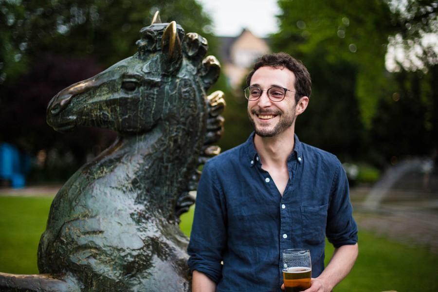 Dominik Wolfinger, Redaktor