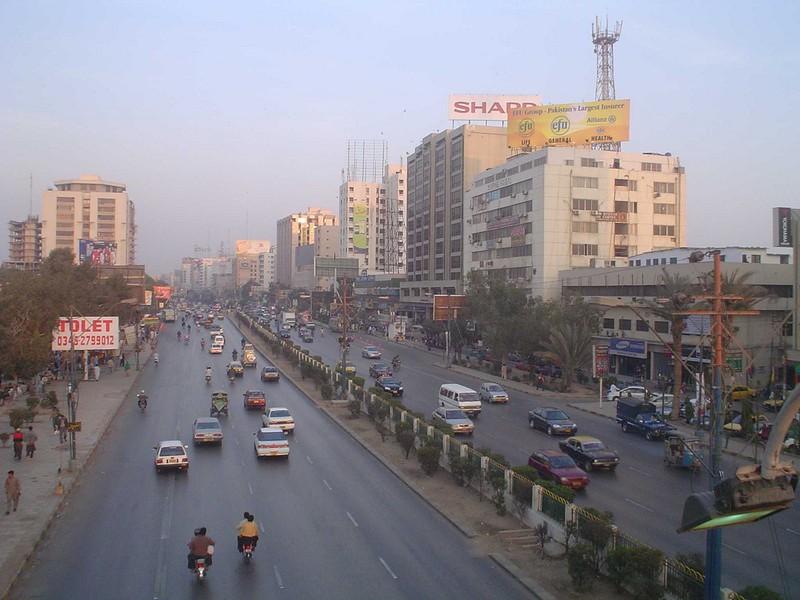 Platz 60: Karachi (Pakistan)