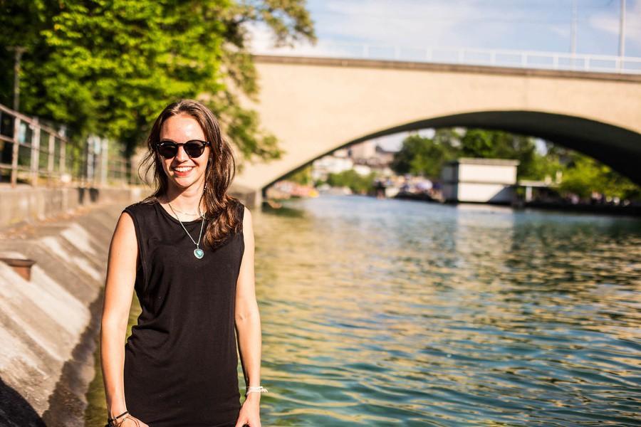 Helene Obrist, Redaktorin