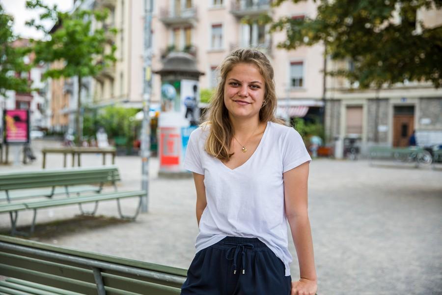 Nadia Reber, Redaktorin