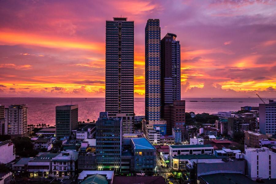 Platz 55: Manila (Philippinen)
