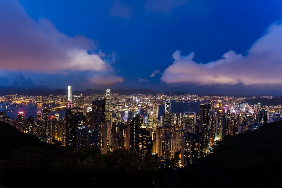 Platz 9: Hong Kong