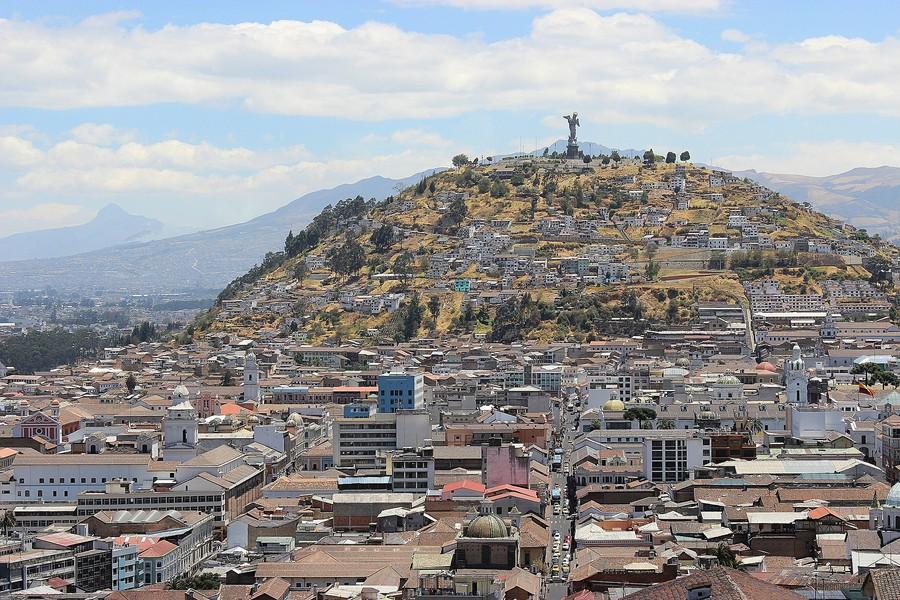 Platz 53: Quito (Ecuador)
