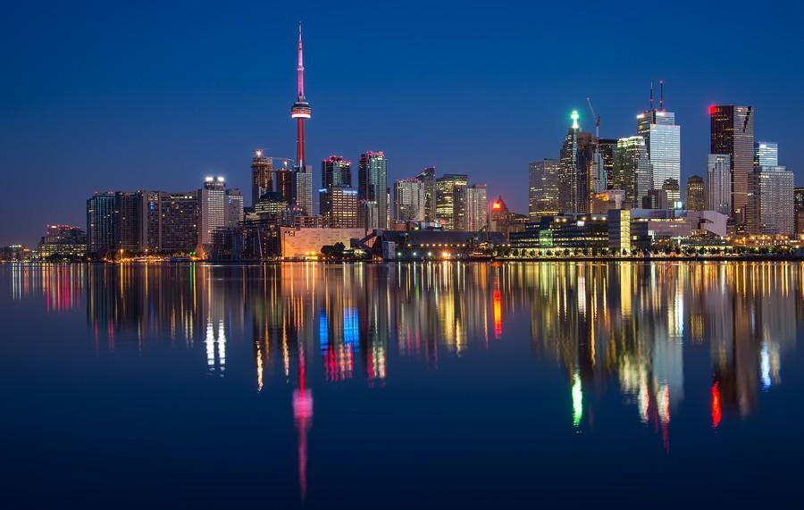 Platz 4: Toronto