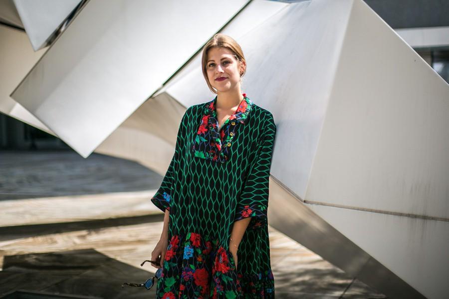 Viviane Stadelmann, Redaktorin