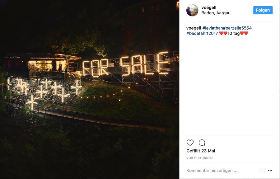 Instagram: voegell