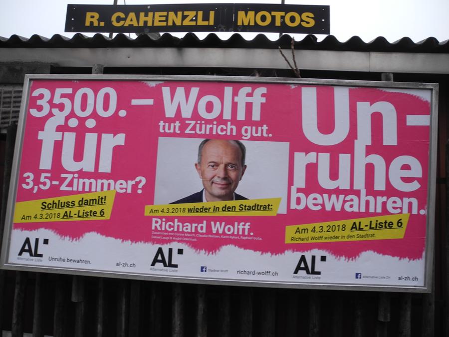 Was uns die Wahlplakate sagen wollen - Tsüri.ch #MirSindTsüri - TSÜRI